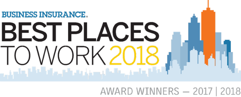 White & Associates Insurance Named in Business Insurance's Annual Best Places to Work in Insurance