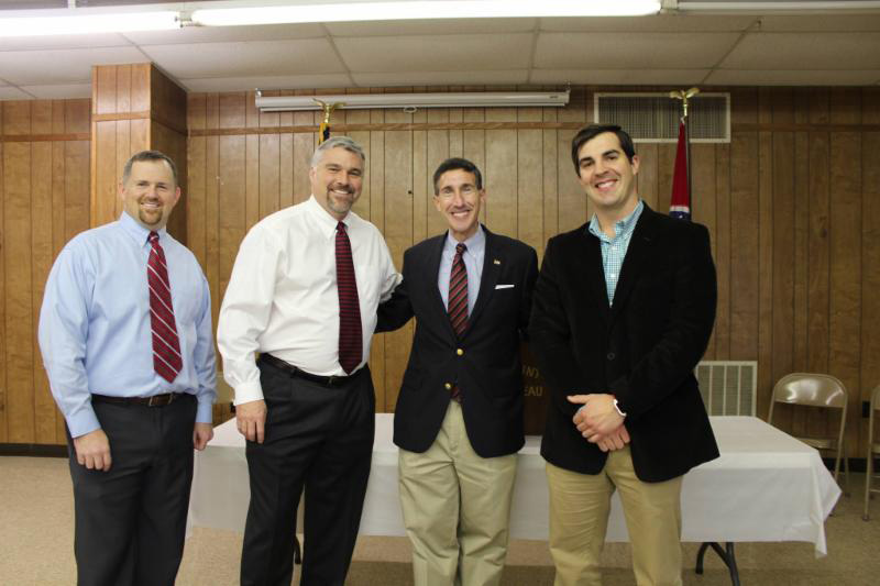 Congressman Kustoff Visits Obion County