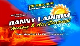 Danny Larcom Heating and Air/Electrical