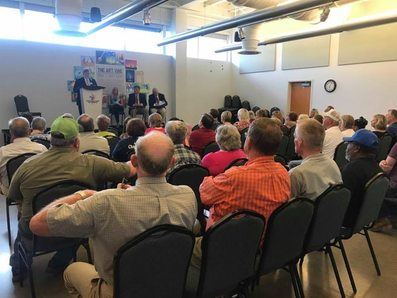 Obion County Mayoral Forum