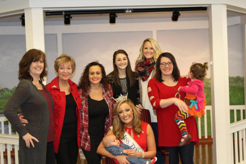 Miss TN Visits Obion County