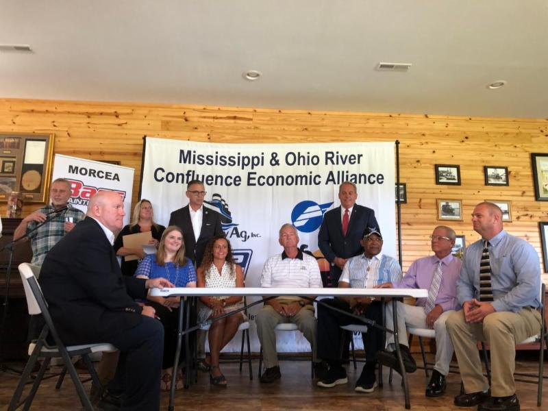 Multi-State Collaboration Aims To Bolster Four Rivers Region Economy