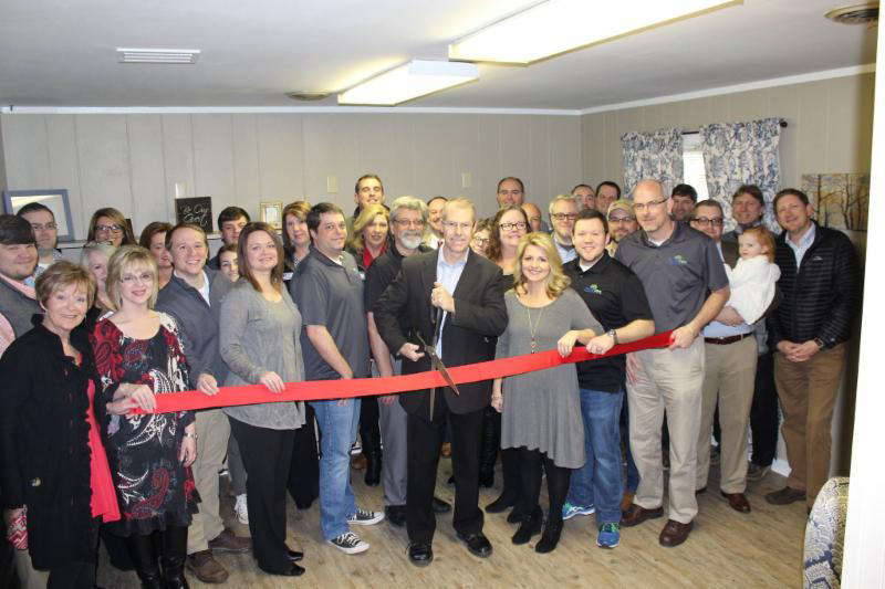 Twin Oaks - Ribbon Cutting