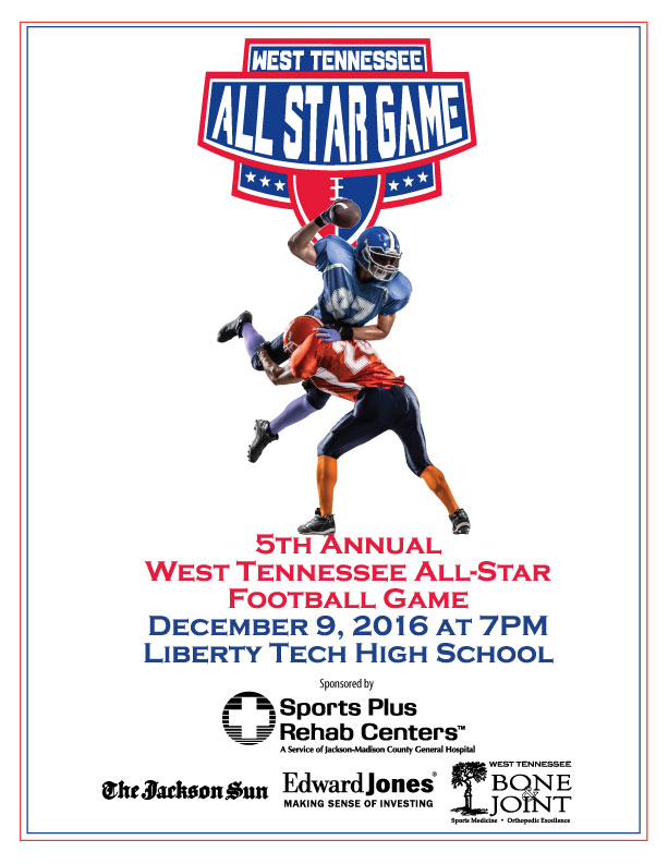 5th Annual West Tennessee All-Star Football Game