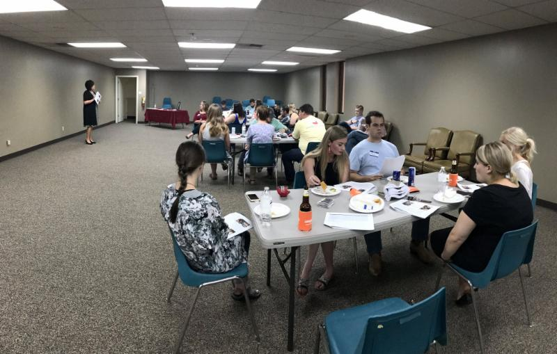 Young Professionals of Obion County, August 2017