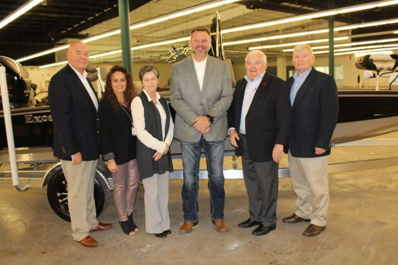 Excel Boats To Locate Manufacturing Plant In Union City