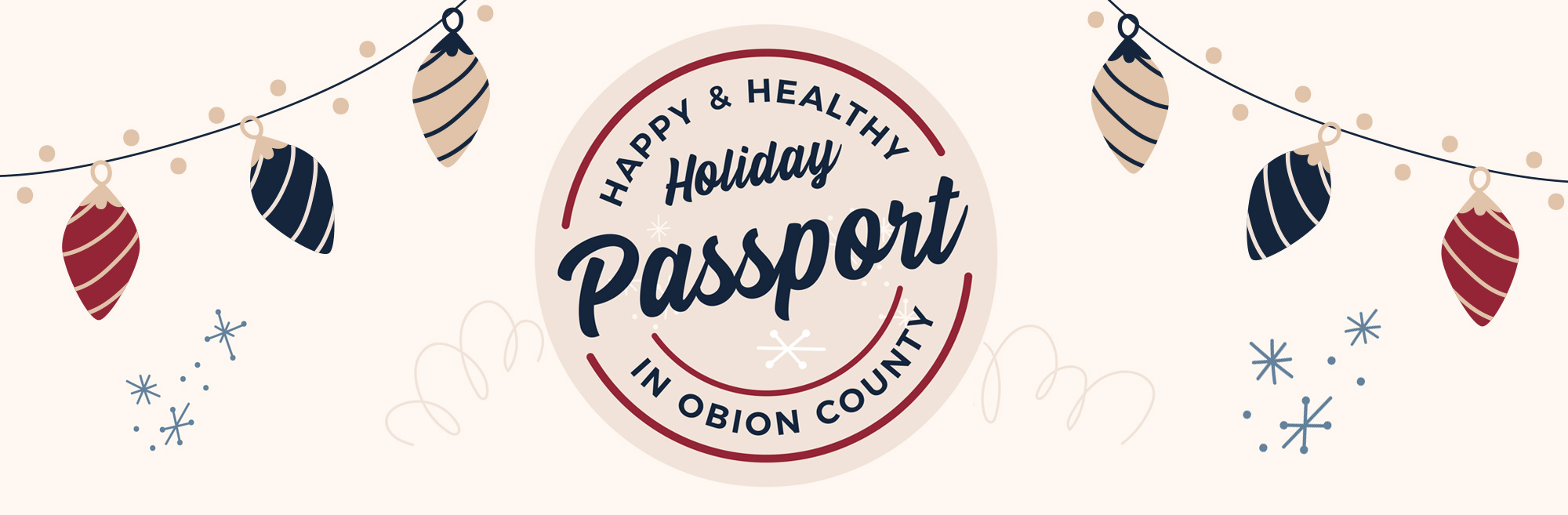 Holiday Passport