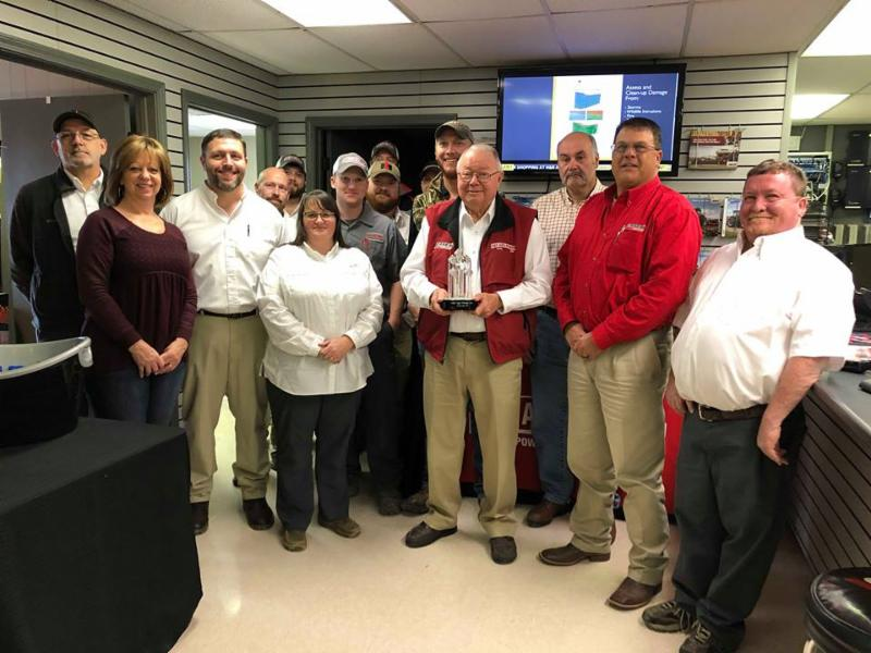 H&R Agri-power earns Case IH Pinnacle Excellence Recognition