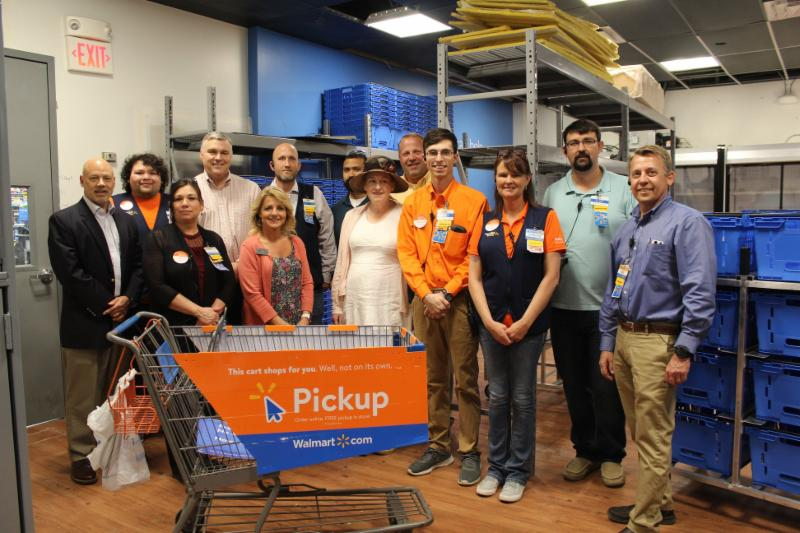 Union City Walmart Opens Online Grocery Pickup